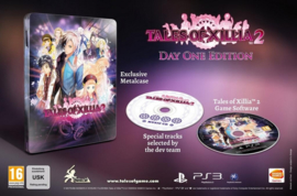 Ps3 Tales of Xillia 2 Day One Edition [Nieuw]