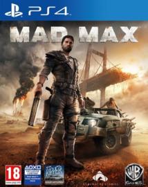 Ps4 Mad Max [Nieuw]