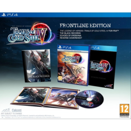 Ps4 The Legend of Heroes Trails of Cold Steel IV Frontline Edition [Pre-Order]