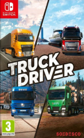 Switch Truck Driver [Pre-Order]