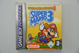 GBA Super Mario Advance 4 (Super Mario Bros 3) [Compleet]