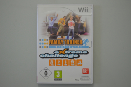 Wii Family Trainer Extreme Challenge