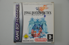 GBA Final Fantasy Tactics Advance [Compleet]