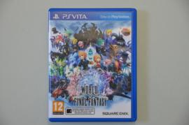 Vita World of Final Fantasy