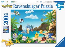 Pokemon Puzzle Favorite (200 stukjes) - Ravensburger [Nieuw]