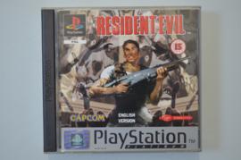 Ps1 Resident Evil (Platinum)