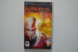 PSP God of War Chains of Olympus