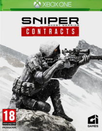 Xbox One Sniper Ghost Warrior Contracts [Pre-Order]