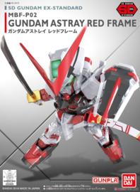 Gundam Model Kit SD Gundam EX-Standard 007 Astray Red Frame - Bandai [Nieuw]