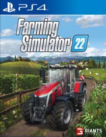 Ps4 Farming Simulator 22 [Pre-Order]