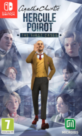 Switch Agatha Christie's - Hercule Poirot: The First Cases [Pre-Order]
