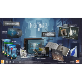 Switch Little Nightmares II TV Edition [Pre-Order]