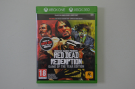 Xbox 360 Red Dead Redemption Game Of The Year Edition (GOTY)