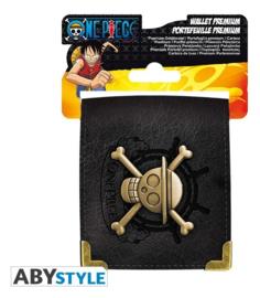 One Piece Skull Portemonnee Premium  - ABYStyle [Nieuw]
