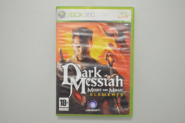 Xbox 360 Dark Messiah Might and Magic Elements