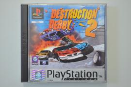 Ps1 Destruction Derby 2 (Platinum)