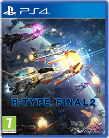 Ps4 R-Type Final 2 Inaugural Flight Edition [Pre-Order]