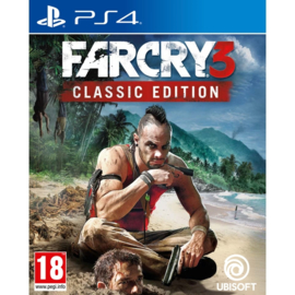 Ps4 Far Cry 3 Classic Edition [Nieuw]