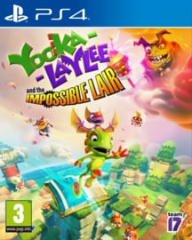 Ps4 Yooka-Laylee and The Impossible Lair [Pre-Order]