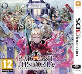 3DS Radiant Historia Perfect Chronology  [Nieuw]