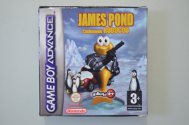 GBA James Pond Codename Robocod [Compleet]