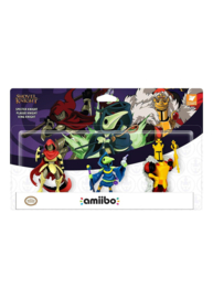 Amiibo Shovel Knight Treasure Trove 3 Pack - Shovel Knight [Nieuw]