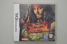 DS Disney Pirates of the Caribbean Dead Man's Chest