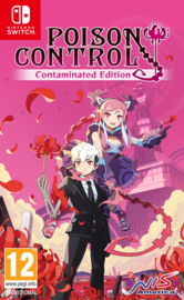 Switch Poison Control Contaminated Edition [Pre-Order]