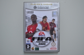 Gamecube Fifa 2005 (Player's Choice)