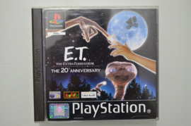 Ps1 E.T. The Extra-Terrestrial - The 20th Anniversary