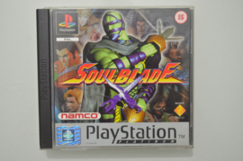 Ps1 Soulblade (Platinum)