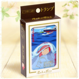 Ponyo Playing Cards - Studio Ghibli [Nieuw]