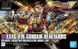 Gundam Model Kit HG 1/144 XXXG-01H Gundam Heavy Arms - Bandai [Nieuw]