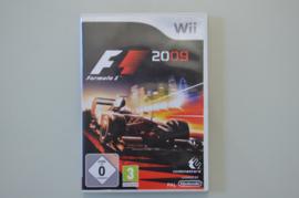 Wii F1 2009 - Formula 1