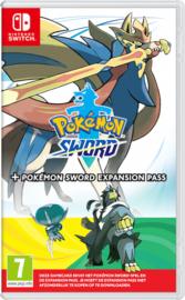 Switch Pokemon Sword + Expansion Pass [Nieuw]