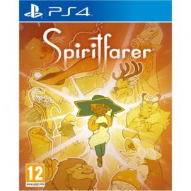 Ps4 Spiritfarer [Pre-Order]