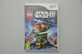Wii Lego Star Wars III The Clone Wars