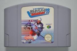 N64 Wayne Gretzky's 3D Hockey '98