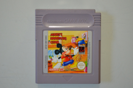 Gameboy Mickey's Dangerous Chase