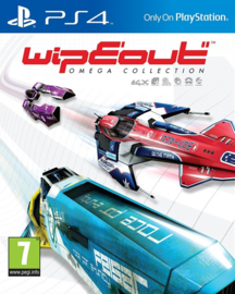 Ps4 Wipeout Omega Collection (PSVR) [Nieuw]