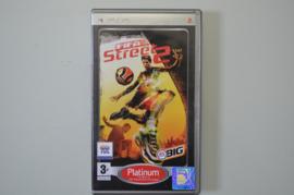 PSP Fifa Street 2 (Platinum)
