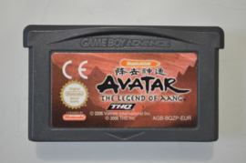 GBA Avatar The Legend of Aang
