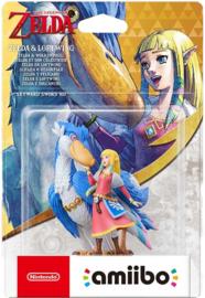 Amiibo The Legend of Zelda Skyward Sword HD - Zelda & Loftwing [Nieuw]