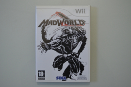 Wii Mad World