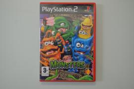Ps2 Buzz Junior Monsters