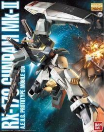 Gundam Model Kit MG 1/100 RX-178 Gundam MK-II A.E.U.G Prototype Mobile Suit - Bandai [Nieuw]