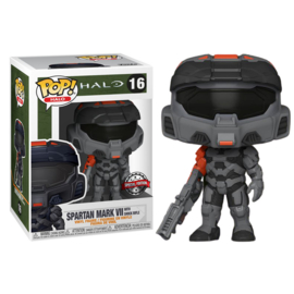 Halo Funko Pop - Spartan Mark VII Shock Rifle Special Edition #016 [Nieuw]