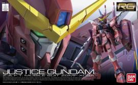Gundam Model Kit RG 1/144 Justice Gundam - Bandai [Nieuw]