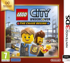 3DS Lego City Undercover The Chase Begins (Nintendo Selects) [Nieuw]
