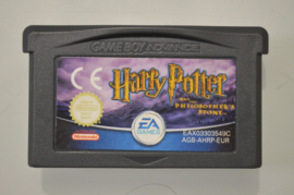 GBA Harry Potter and the Philosopher's Stone